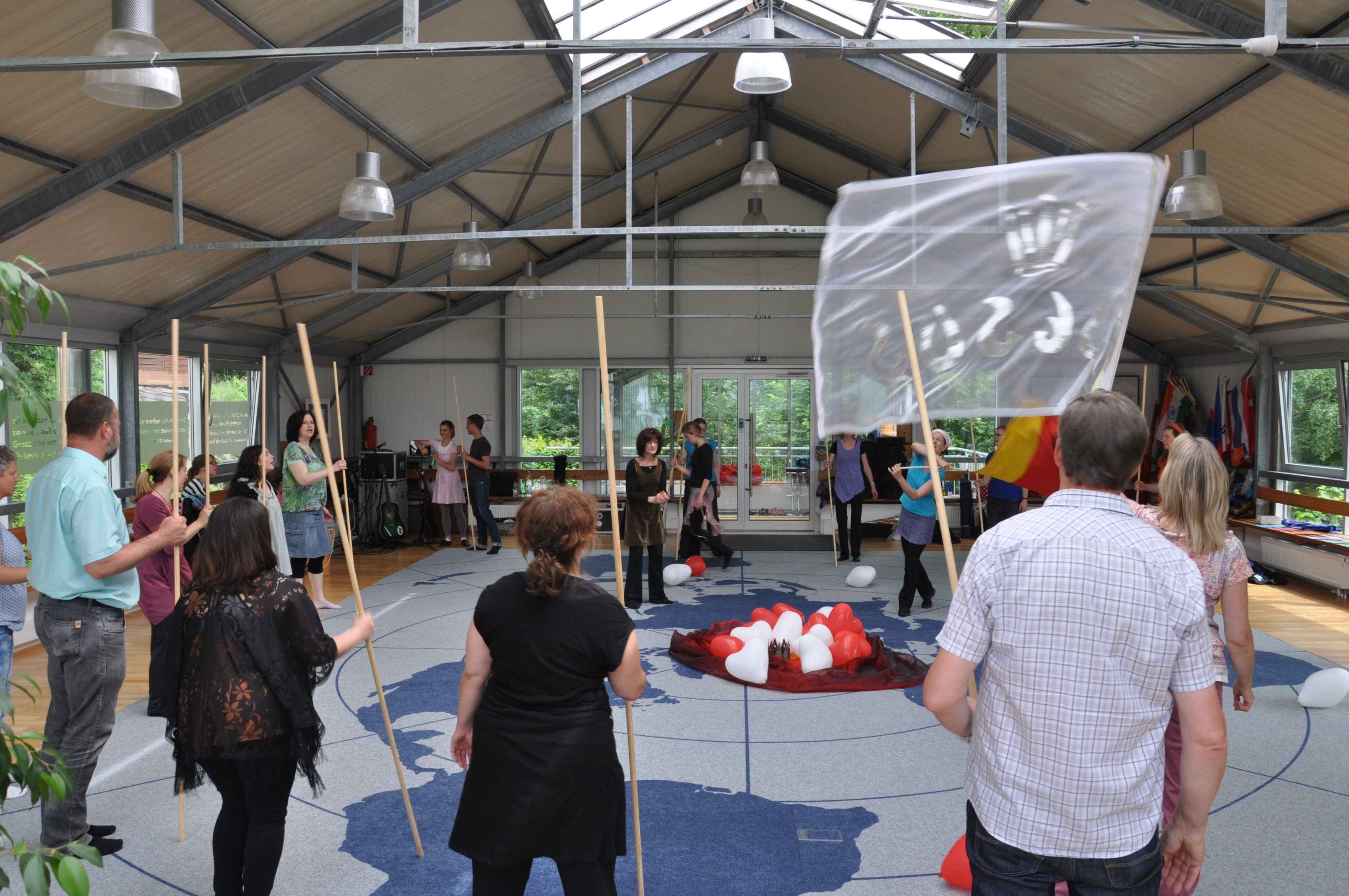 Bewegtes Anbetungsgathering – FCJG Gebetshaus Lüdenscheid